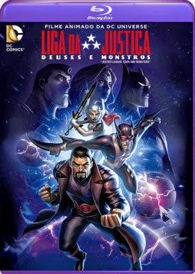 Baixar  Liga da Justiça   Deuses e Monstros   Dublado e Dual Audio Download