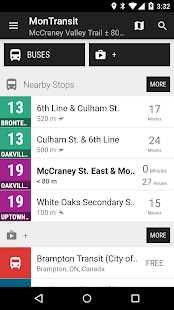 Oakville Transit Bus - MonTransit - náhled