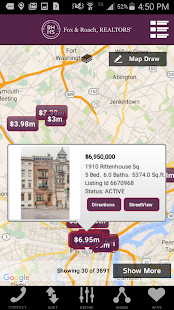 Philadelphia Real Estate- screenshot thumbnail