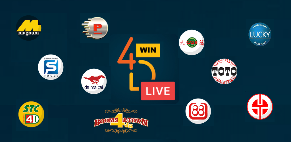 Download 4D Win 4D Live Result Boom n Town, Perdana, Lucky