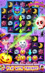 Witchdom – Candy Witch Match 3 Puzzle 3