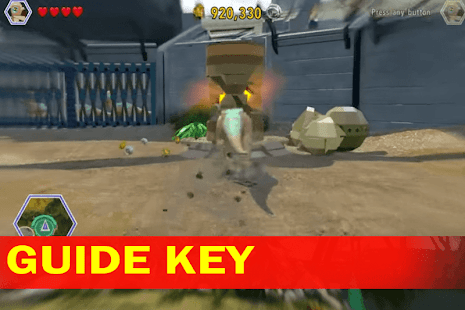 Guide key for lego jurassic world android apps on google play guide key for lego jurassic world screenshot thumbnail gumiabroncs Choice Image
