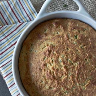 Cornbread With Rosemary + Serrano Chilies