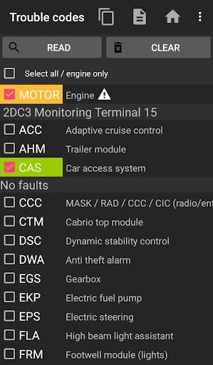 bimmer-tool (BTool) Lite 2.145-lite screenshots 1