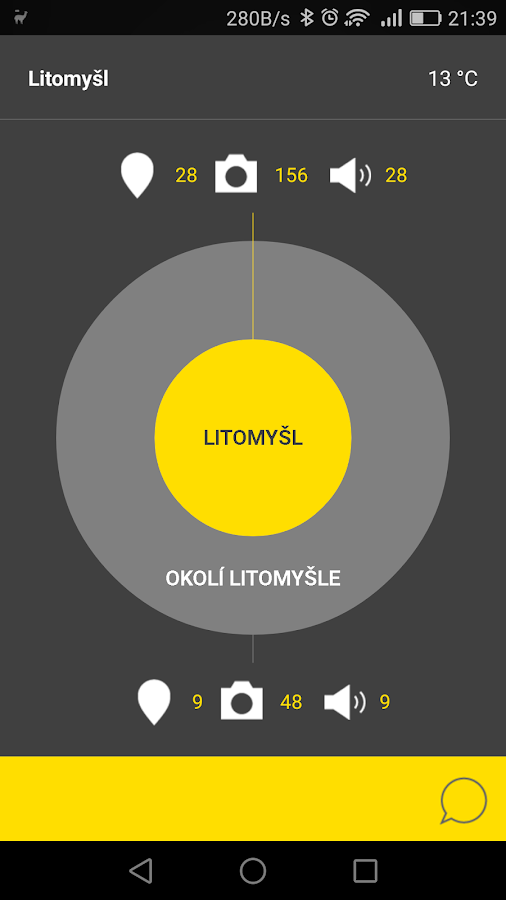 Litomyšl - audio tour- screenshot