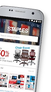 Staples® - Shopping App- screenshot thumbnail