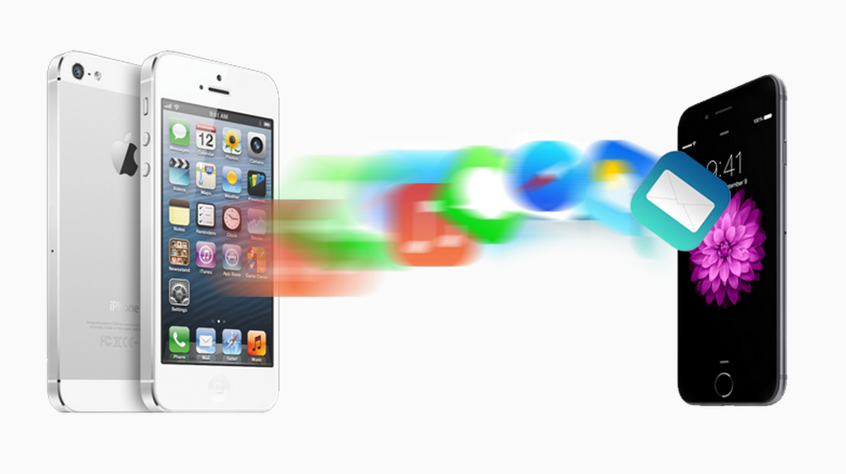 How to transfer photos and images from iPhone to Android