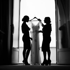 mariage cannes by Ludovic Authier - Wedding Bride