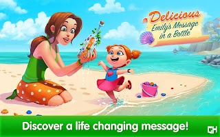 screenshot of Delicious - Emily's Message in a Bottle