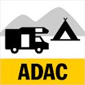ADAC Camping / Stellplatz 2018 icon