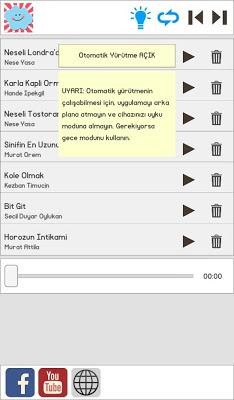 Sesli Masallar - Hikaye Masal - screenshot