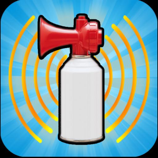 Air siren horn - 空気サイレン 運動 App LOGO-硬是要APP