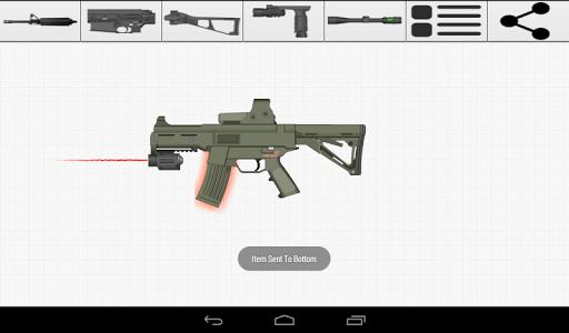 Weapon Builder Pro screenshot 9