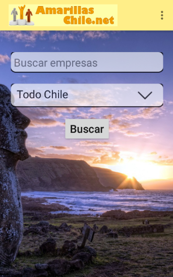 Amarillas Chile- screenshot