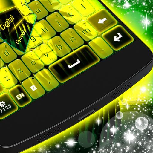 个人化のドレッドヘアのキーボード LOGO-記事Game