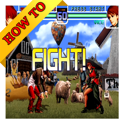 How to Play King of Fighters 2002 Game