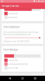 Smart Cloud Storage- screenshot thumbnail