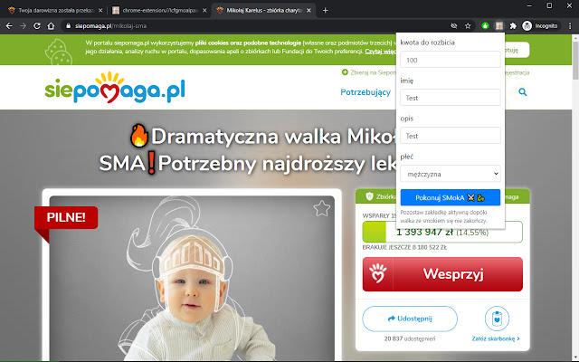 Mikołaj SMA