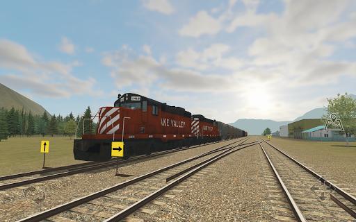 Train and rail yard simulator 1.0.3 screenshots 5