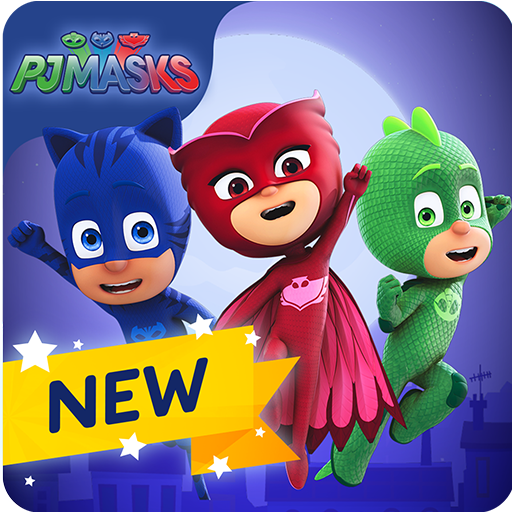 PJ Masks: Moonlight Heroes file APK for Gaming PC/PS3/PS4 Smart TV
