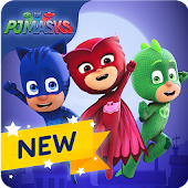 PJ Masks (Pyjama Helden): Moonlight Heroes icon