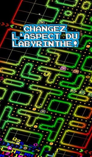 PAC-MAN 256 Labyrinthe infini captures d'u00e9cran 2