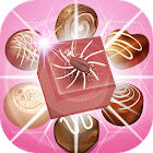 Chocolate Candy Mania Match 3 Crush icon