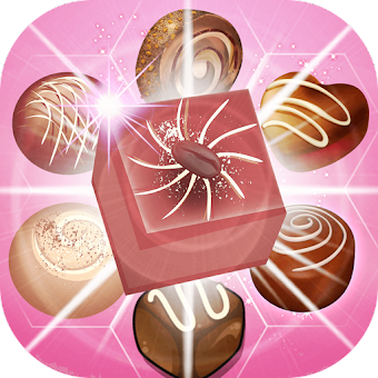 Chocolate Candy Mania Match 3 Crush