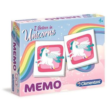 Clementoni Memo Enhörning