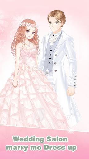 Wedding Salon marry me dress up 2.5 Mod screenshots 1