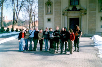 Photo: Kl I A grupa sztukatorów, 2004 r.