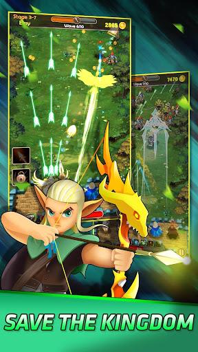 Télécharger Gratuit Guardians of Kingdom : Idle Defense War Fight  APK MOD (Astuce) screenshots 1