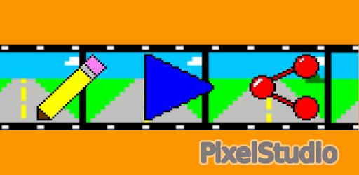 Pixel Studio - Art Animation MP4 GIF .APK Preview 0