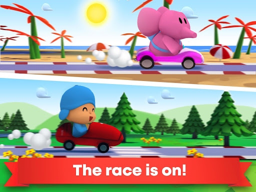 Pocoyo Racing: Kids Car Race - Fast 3D Adventure 1.0.0 screenshots 9