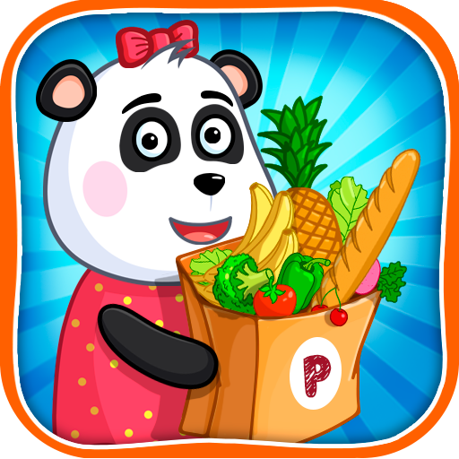 Panda and Kids Supermarket file APK Free for PC, smart TV Download