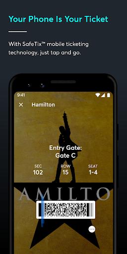 Ticketmaster screenshot 2