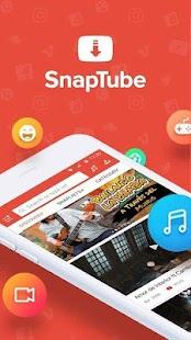 SnapTube Done - náhled