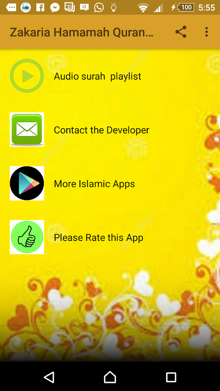 Download Zakaria Hamamah Quran Mp3 Offline Apk Latest