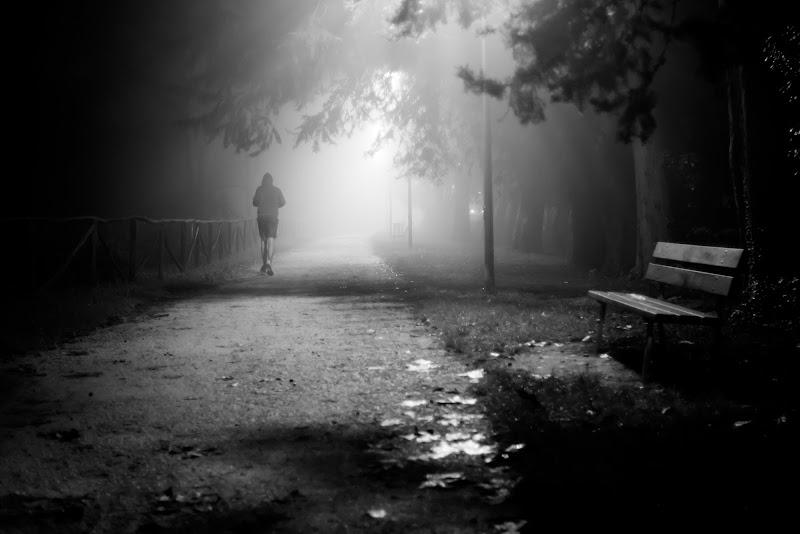 Fog Footing di Mancio