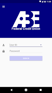 ABE FCU Mobile Banking- screenshot thumbnail