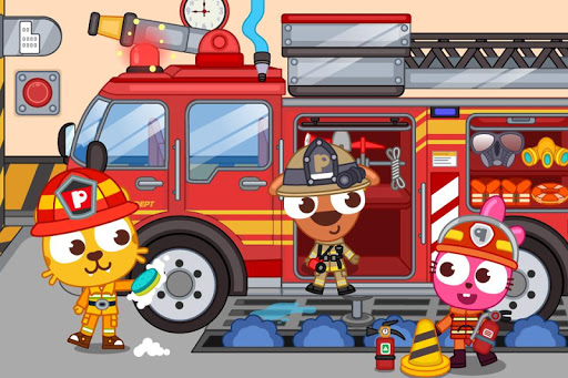 Papo Town Fire Department screenshots 2