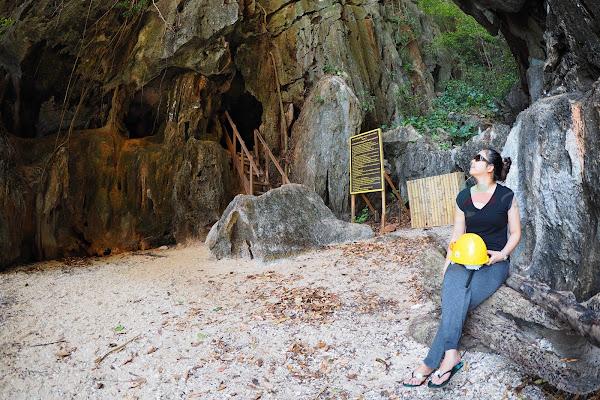 Visit Koh Phanak in Phang Nga Bay
