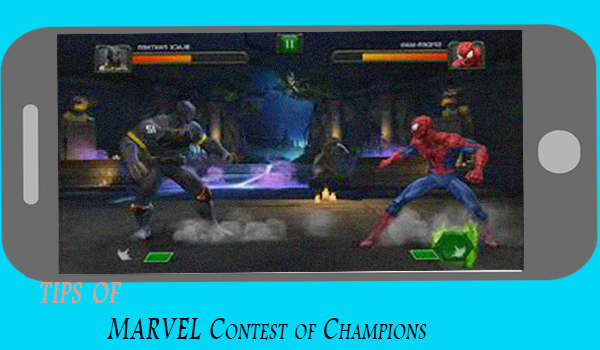 tips of MARVEL Contest of Champions