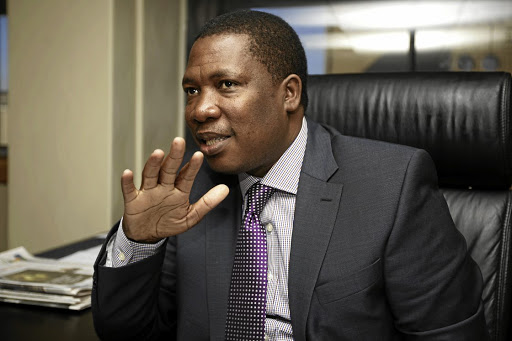 "All officials who might be involved in corruption will face the full might of the law'"" warned MEC Panyaza Lesufi."