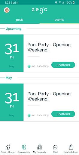 Zego Resident App 2.7.1 screenshots 3