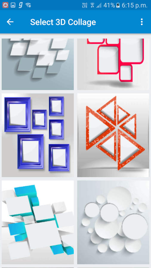 3d Photo Collage Maker Android Apps On Google Play