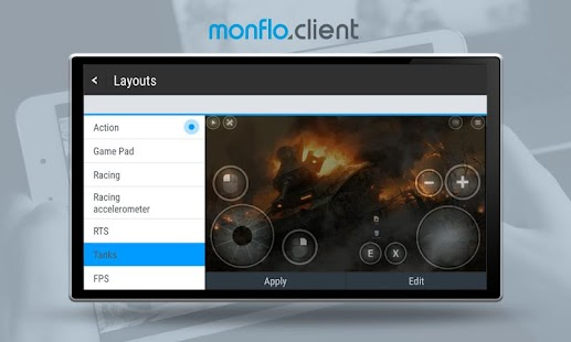 Monflo - Remote PC Access- screenshot thumbnail