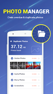 App Galaxy Cleaner -Booster, CPU Cooler & Apps Manager APK for Windows Phone