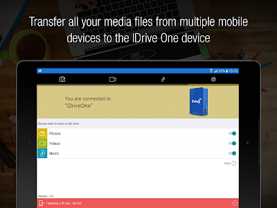 IDrive One screenshot 4