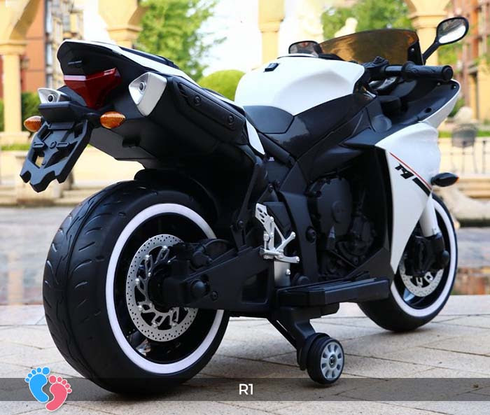 Xe mô tô điện thể thao cho trẻ R1 17